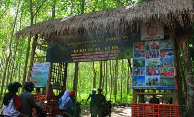 Harga tiket masuk bukit kura-kura ongakan besowo kediri