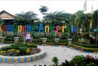 Kampung Aggrek Kediri