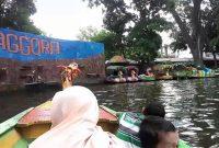 Wisata air kolam renang pagora kediri