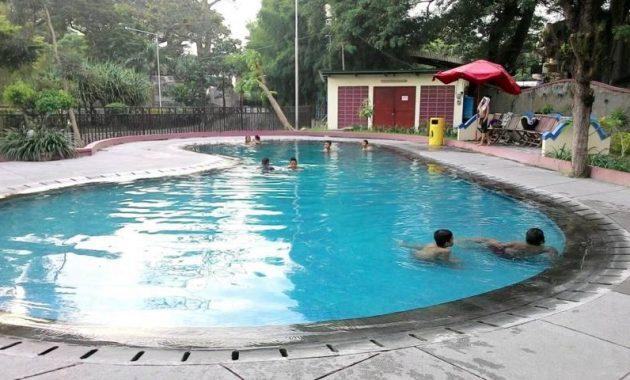 Kolam renang anak taman tirtoyoso kediri