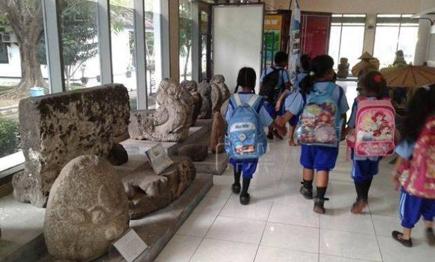 Wisata edukasi museum airlangga kediri