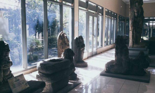 Wisata kediri hits museum airlangga