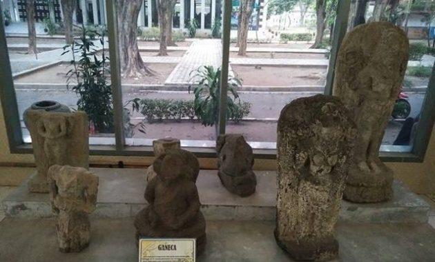 Wisata sejarah museum airlangga kediri