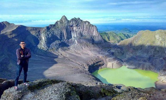 Gambar gunung kelud sekarang