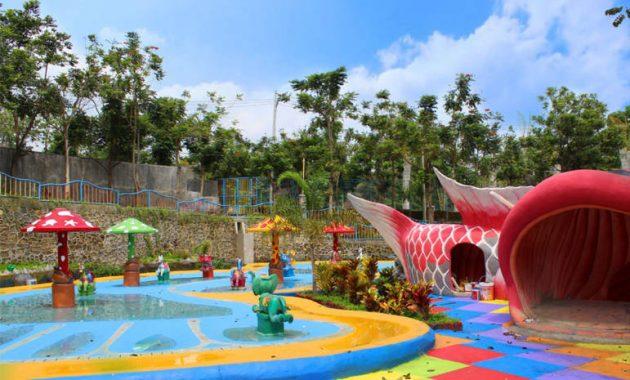 Kolam kaki kediri waterpark