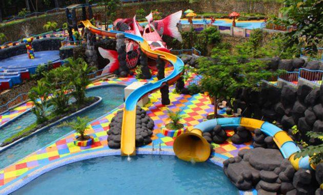 Kolam renang baru kediri waterpark