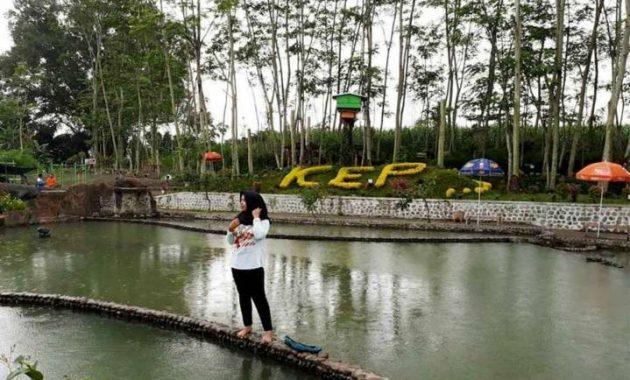Lokasi kediri eco park