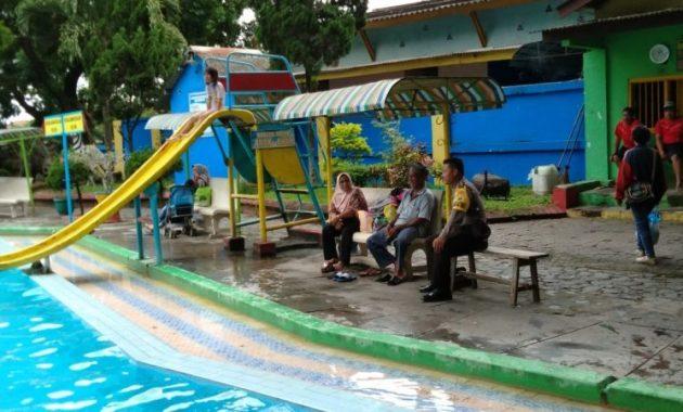 Lokasi wisata air pagora kediri