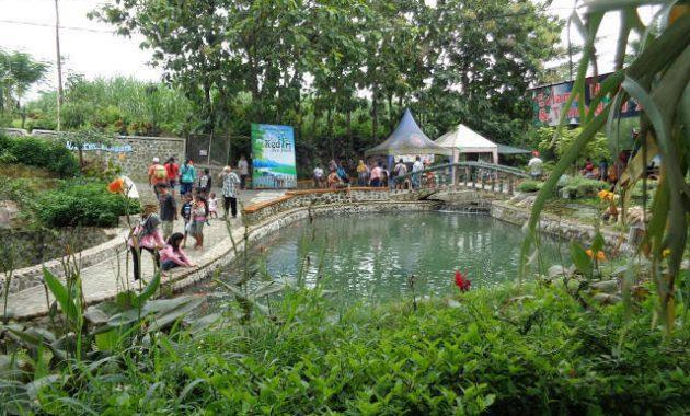 Rute kediri eco park