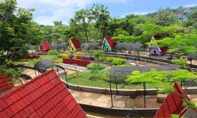 Taman unggas waterpark kediri