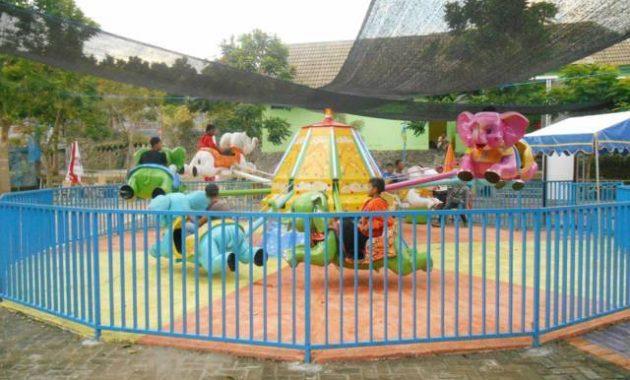 Wahana anak waterpark kediri