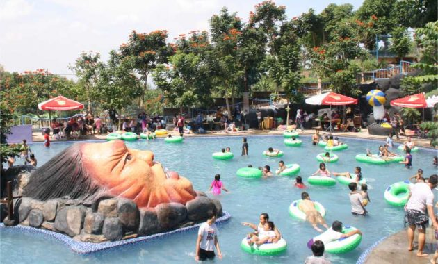 Wahana kediri waterpark