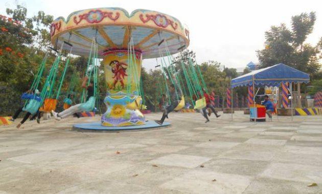 Wahana kediri waterpark terbaru