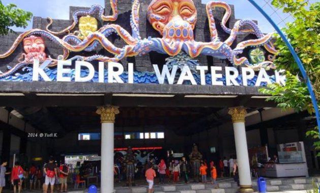 Wisata Baru Kediri Waterpark