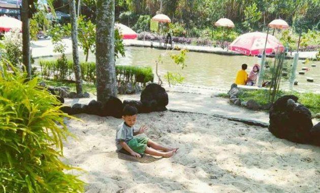 Wisata edukasi kediri eco park