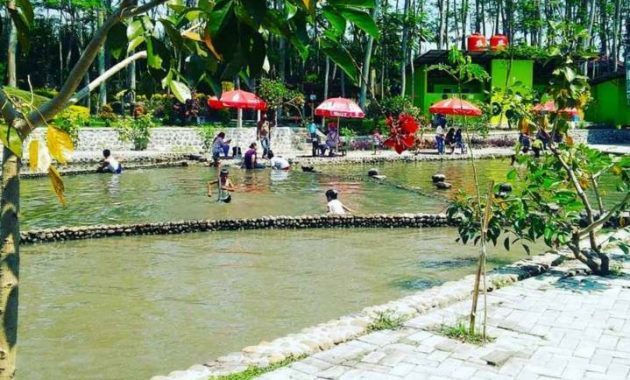 Wisata hongout kediri eco park