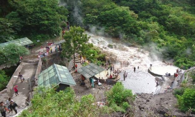 Wisata kediri hits gunung kelud