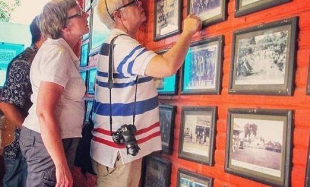 Wisata kediri hits museum fotografi