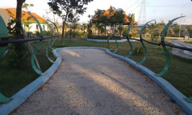 Lokasi taman kresek kediri