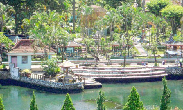 Taman wisata sumber ubalan kediri
