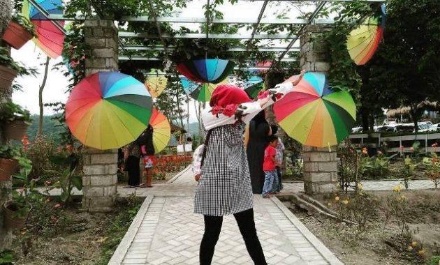 Wisata Kediri hits taman Agro Margomulyo