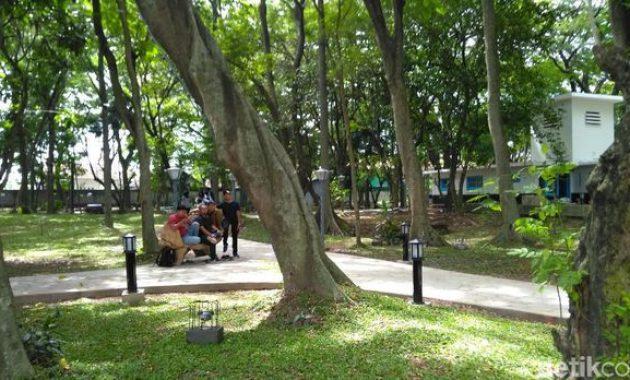 Wisata kediri hits taman hutan joyoboyo