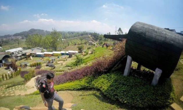 Tiket masuk taman wisata kelinci pujon malang