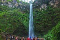 Wisata air terjun Coban Rondo Malang