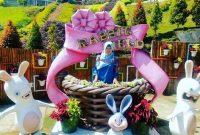 Wisata taman kelinci kujon malang