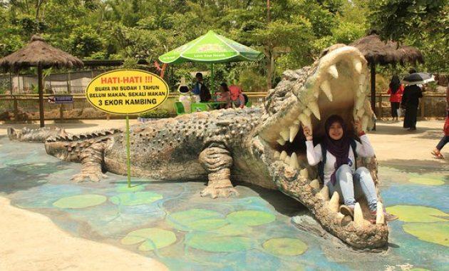 Gambar keindahan predator fun park batu malang