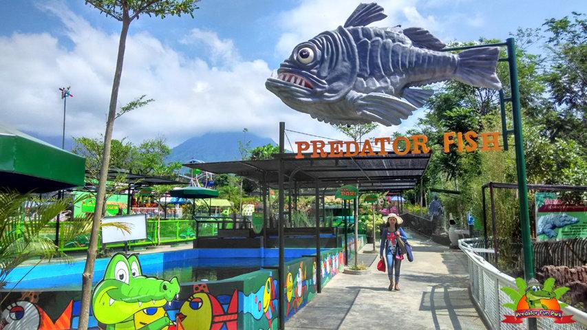 Gambar wahana predator fun park batu malang