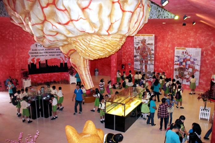 Lokasi the bagong adventure museum tubuh