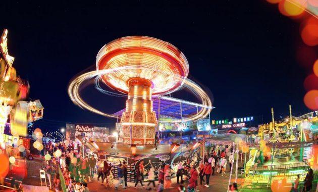 Wisata malang hits batu night spectacular