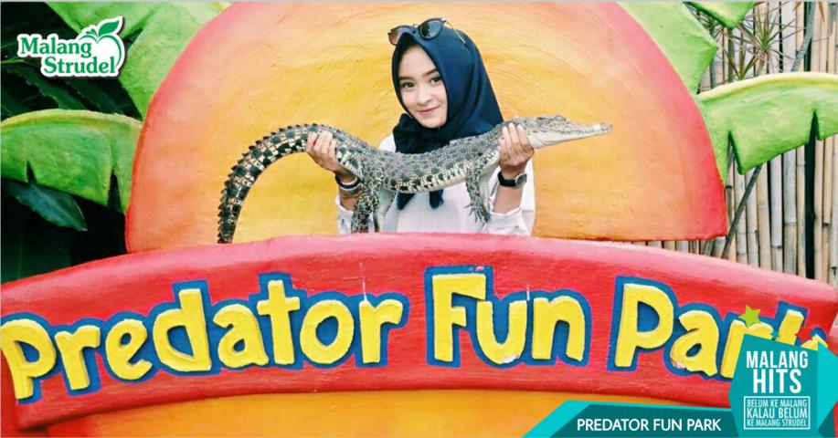 Wisata malang hits predator fun park