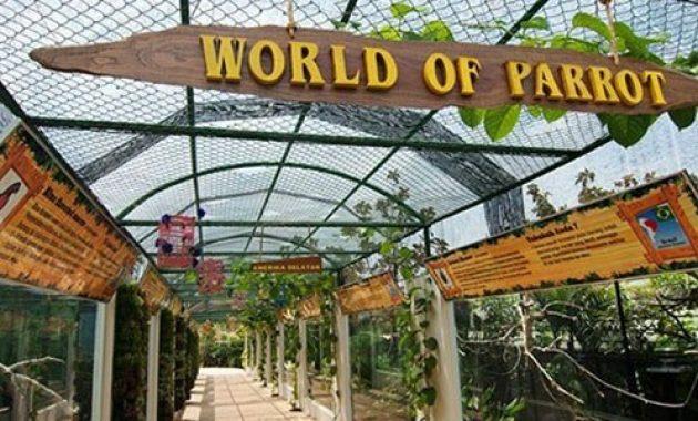 Wahana terbaru eco green park batu malang