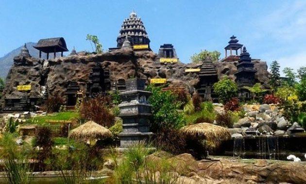 Wisata edukasi eco green park batu malang