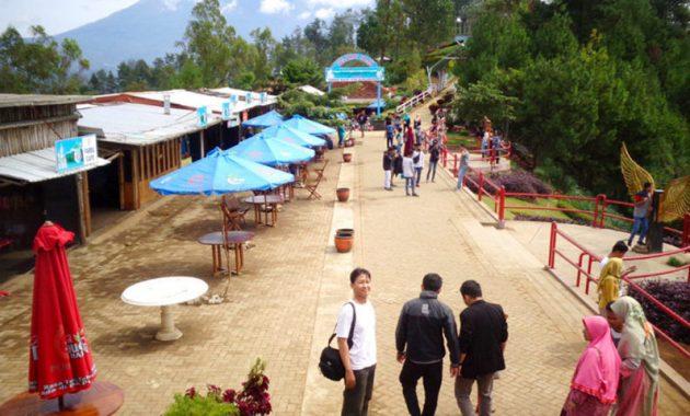 Rute lokasi wisata paralayang batu malang