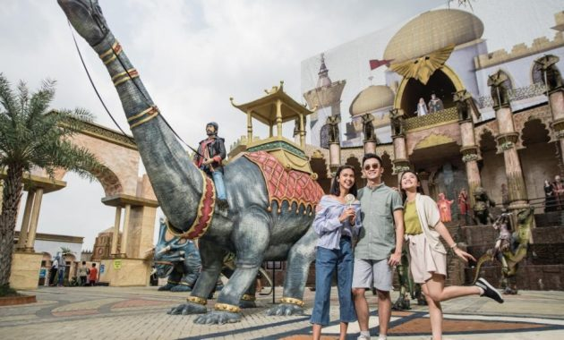 Dino park malang jatim park 3