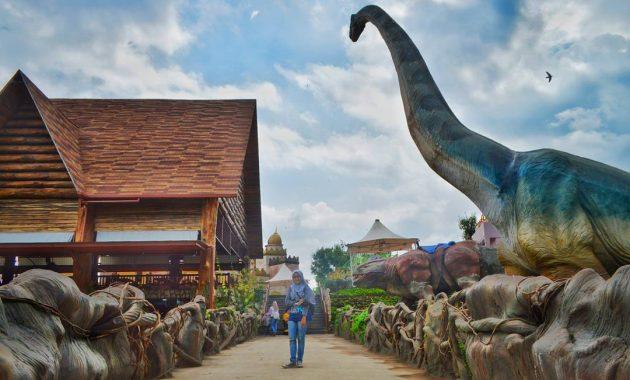 10 Wahana Pilihan Harga Tiket Dan Rute Lokasi Jatim Park 3 Malang