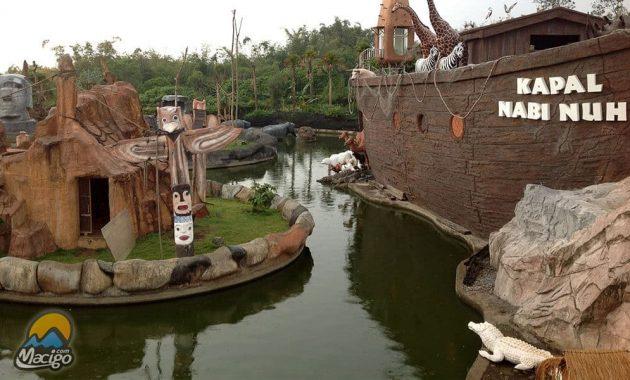 Wisata malang hits jatim park 2