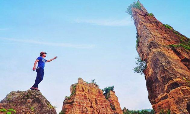 Asal usul brown canyon semarang