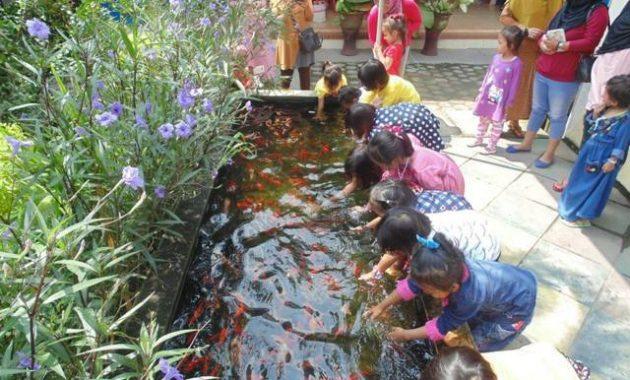 Harga tiket fish garden blitar