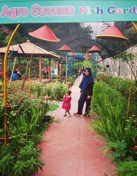 Rute fish garden blitar