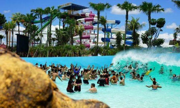 Harga tiket hawai waterpark malang