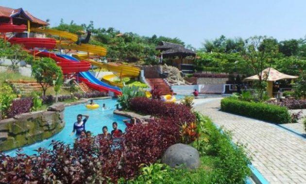 Lokasi jembar waterpark majalengka
